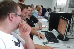 programming the raspberry pi!