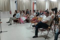welcoming ceremony for summeracademy 2018